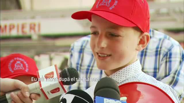 copil euro din Bistrita