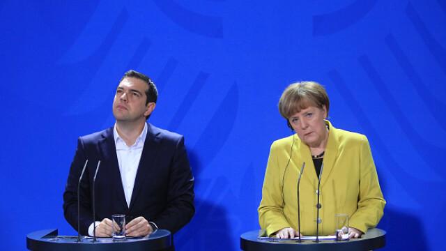 Grecia a primit ultimatum: trebuie sa plateasca 1.5 miliarde de dolari pana la sfarsitul lunii. Merkel: \