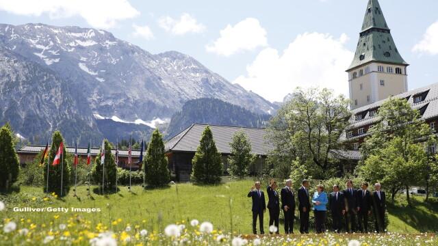 Liderii G7, inflexibili fata de Rusia si uniti contra terorismului.Obama: Putin incearca sa refaca gloria imperiului sovietic - Imaginea 3
