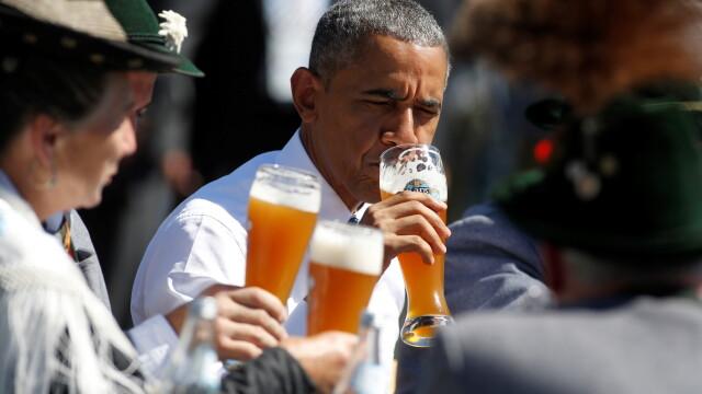 Liderii G7, inflexibili fata de Rusia si uniti contra terorismului.Obama: Putin incearca sa refaca gloria imperiului sovietic - Imaginea 4