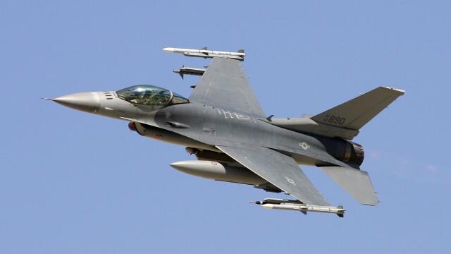 F-16 - getty