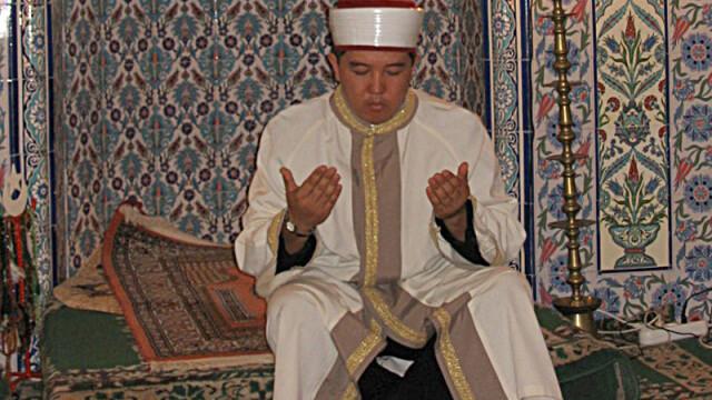muftiul Iusuf Murat, seful Cultului Musulman din Romania