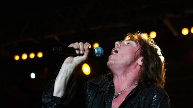 Concert Europe la Bucuresti - Joey Tempest: