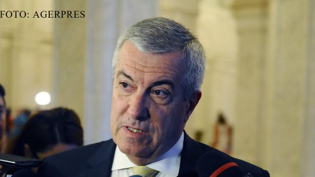 Tariceanu a facut proiectul Comisiei de evaluare a democratiei. \