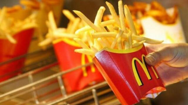 Ce contin de fapt cartofii prajiti de la McDonald\'s? Un bucatar dezvaluie toate ingredientele