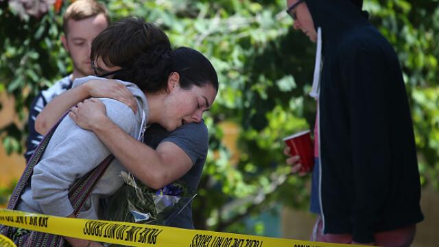 Primele imagini cu cei 6 studenti morti in urma prabusirii unui balcon in California. Tragedia s-a intamplat la o petrecere - Imaginea 2