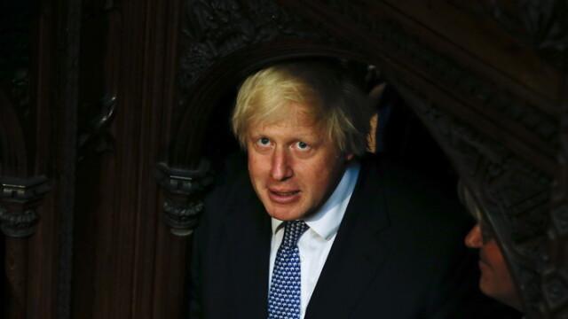 Primarul Londrei, Boris Johnson, filmat in timp ce injura un taximetrist. De la ce a pornit conflictul. VIDEO