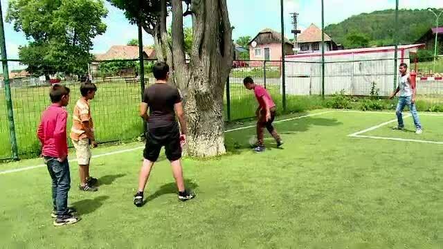 copac teren fotbal