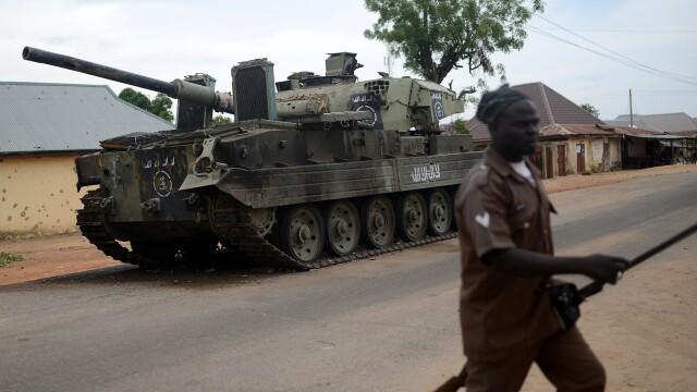 Nigeria, armata