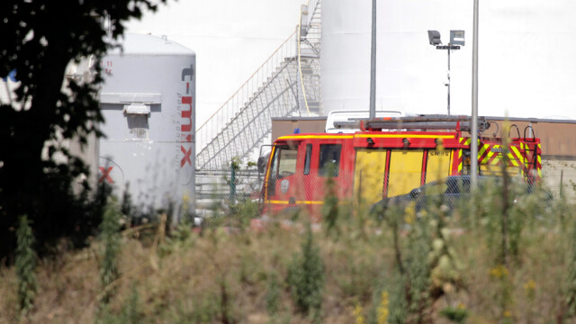 ISIS a incercat sa arunce in aer o uzina langa Lyon si a ucis un om. Nivelul de ALERTA TERORISTA ridicat la MAXIM - Imaginea 4
