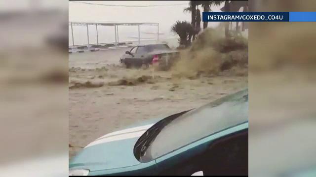Stare de urgenta la Soci: armata evacueaza orasul. Inundatiile au maturat tot ce le-a stat in cale