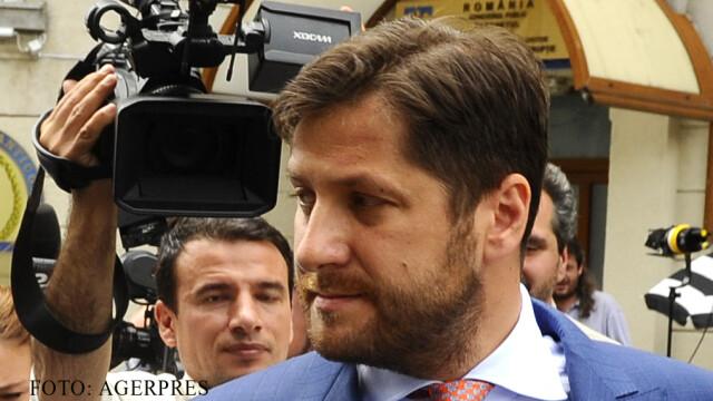 Ginerele lui Basescu si fiul lui Lucinschi, in fata judecatorilor. Dosarul de santaj in care sunt implicati