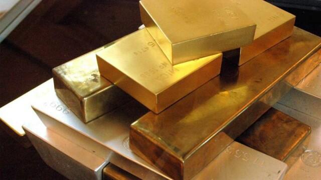 Un muncitor in constructii a gasit aur cu inscriptia \