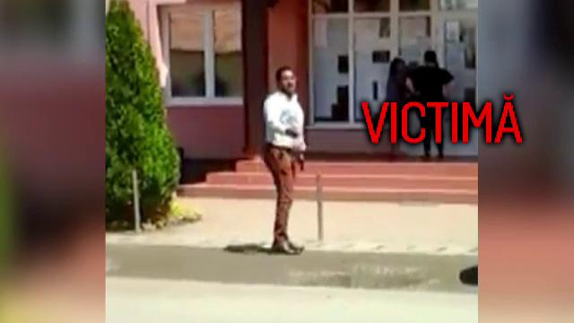 Candidatul care l-a injunghiat pe consilierul unui primar din Mures, retinut pentru tentativa de omor