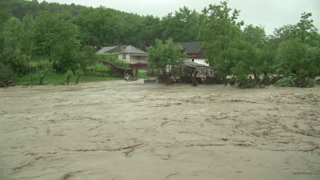 inundatii, Bacau