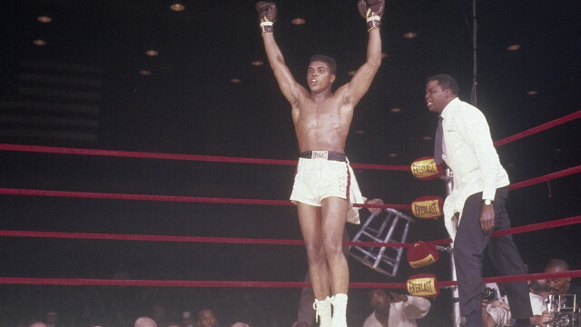 Muhammad Ali, supranumit THE GREATEST, a murit la 74 de ani