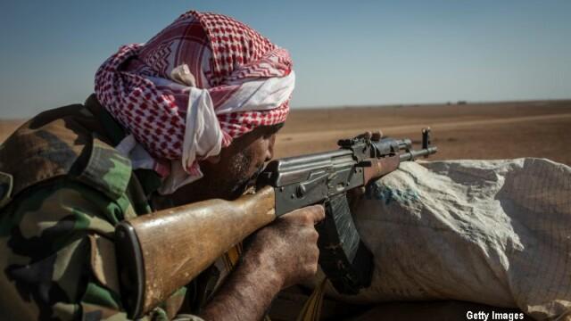 soldat sirian
