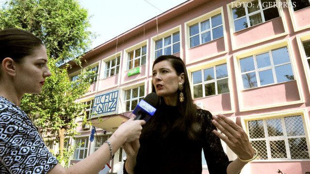 Clotilde Armand, candidata Uniunii Salvati Bucurestiul la Primaria Sectorului 1