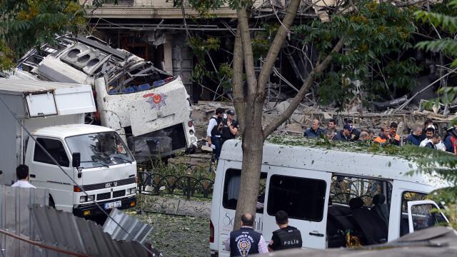 explozie in Istanbul