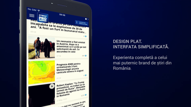 aplicatie, stirileprotv.ro