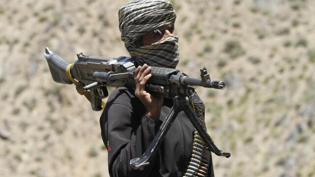 taliban - Agerpres