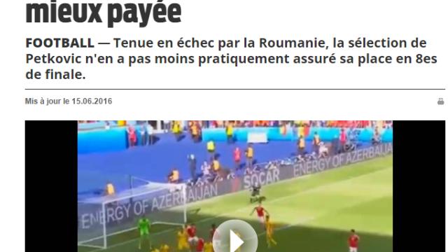 Nationala, criticata dur de presa franceza: \
