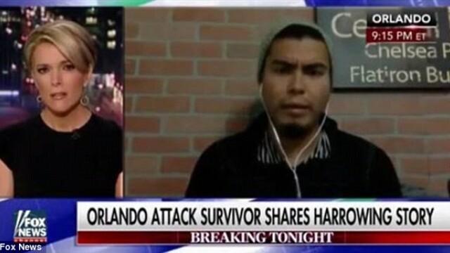 Marturia cutremuratoare a unuia dintre supravietuitorii masacrului din Orlando. De ce a inchis mai multe persoane in club