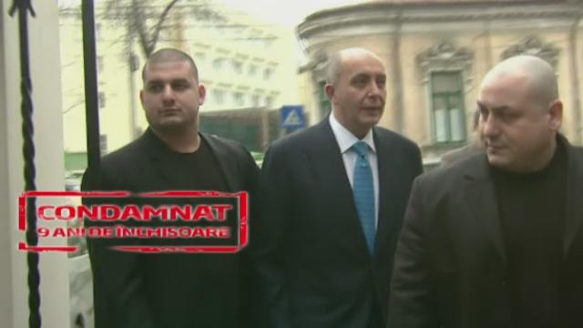 Omul de afaceri Puiu Popoviciu, condamnat la noua ani de inchisoare cu executare. Decizia nu este definitiva