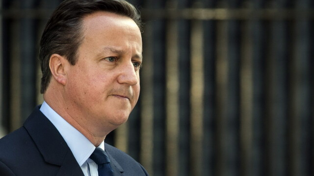 David Cameron - agerpres