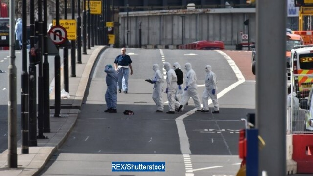 Dublu atac Londra