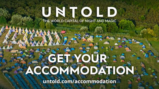 Untold pune la dispozitie incepand de astazi 3000 de locuri de cazare in camping-urile special amenajate