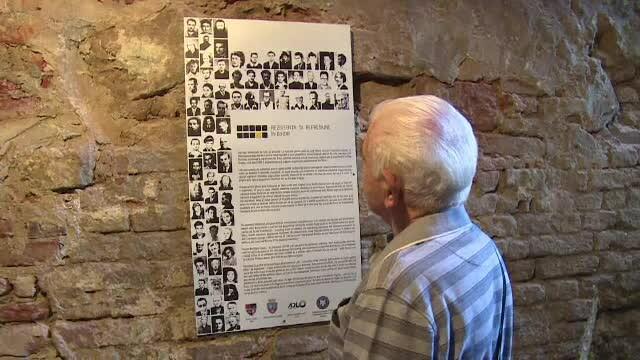 Momente emotionante la muzeul din Bihor dedicat victimelor comunismului. Un fost detinut si-a recapatat locul in istorie
