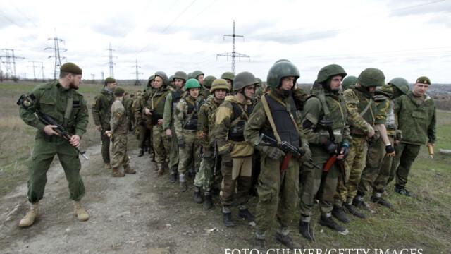 Rusia ar putea declanşa o invazie în următoarele zile. Mesajul şefului amatei ucrainene - Imaginea 8