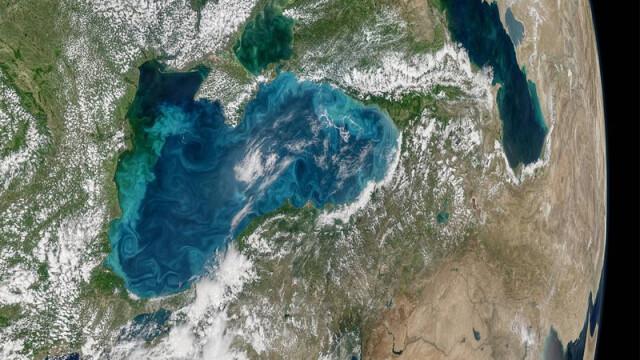 NASA, marea neagra