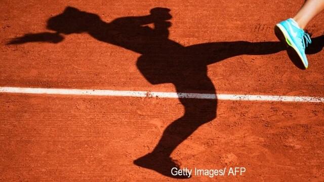 Jucatoare de tenis, amenintata si injurata de un parior dupa un meci pierdut: \