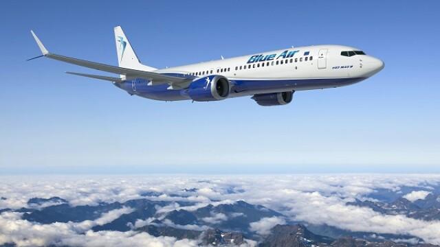 O aeronavă Blue Air Bucureşti-Stuttgart a aterizat la Budapesta, din cauza unei defecţiuni la bord