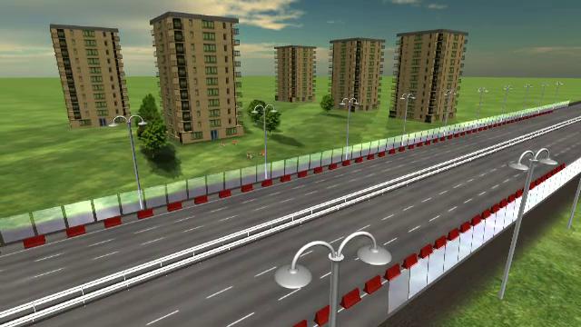 Prima autostrada urbana din Romania se termina intr-un... semafor. LISTA problemelor care i-ar putea intarzia inaugurarea
