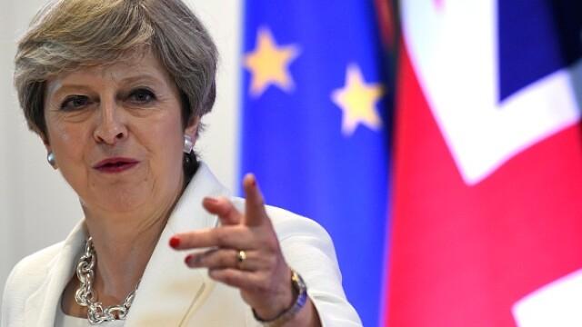 Premierul britanic, Theresa May, anunț despre viitorul cetățenilor europeni în UK, după Brexit