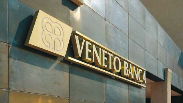 Banca Centrala Europeana a anuntat oficial ca Veneto Banca si Banca Popolare di Vincenza trebuie inchise