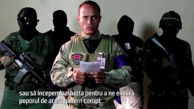 Armata Venezuelei, in alerta maxima. Mesajul transmis lui Maduro de catre pilotul care a bombardat Curtea Suprema