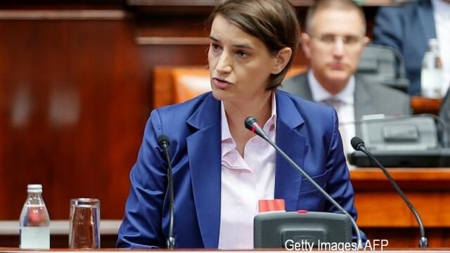 O femeie, care a dezvaluit ca este gay, a fost nominalizata pentru functia de prim-ministru in Serbia. Cine este Ana Brnabic
