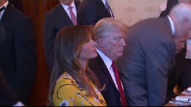 Donald Trump se pregateste pentru un al doilea mandat de presedinte. A organizat un dineu, unde a strans 10 milioane dolari