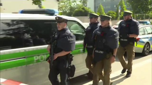 politisti germani