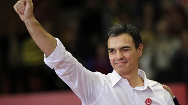 Alegeri în Spania. Partidul premierului Pedro Sanchez câștigă, dar nu are majoritate