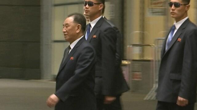 Emisarul lui Kim Jong Un, primit la Casa Albă