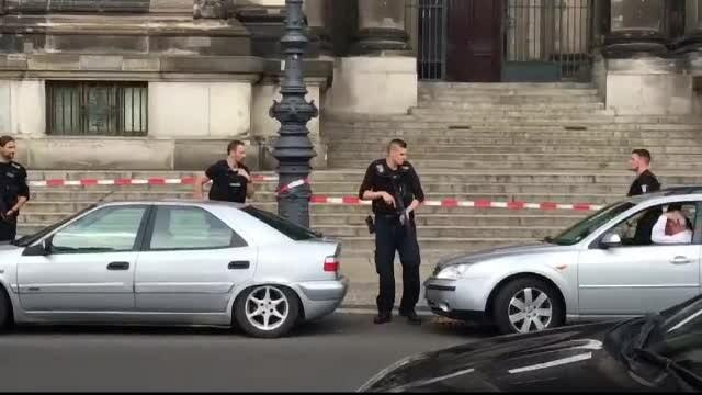 politisti atac germania