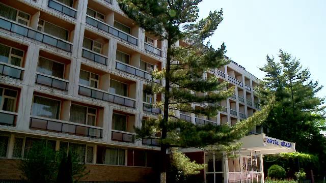 hotel paragină