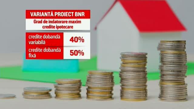 BNR vrea să impună limite creditării. Românii cu venituri mici riscă să nu se mai împrumute