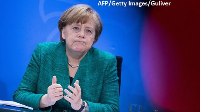 Angela Merkel - AFP/Getty