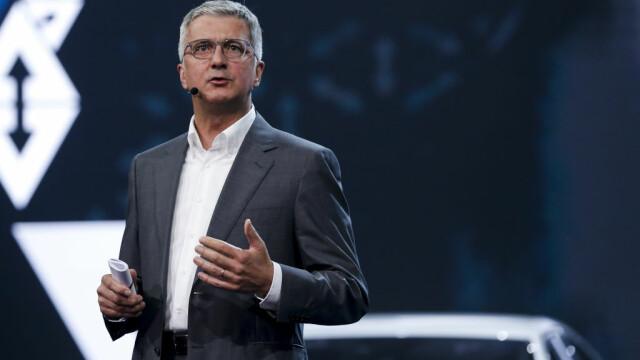 Directorul Audi a fost arestat, în scandalul Dieselgate. Ce temeri au procurorii